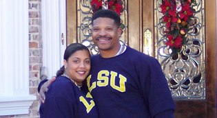 Stacey and Terrell Harmon